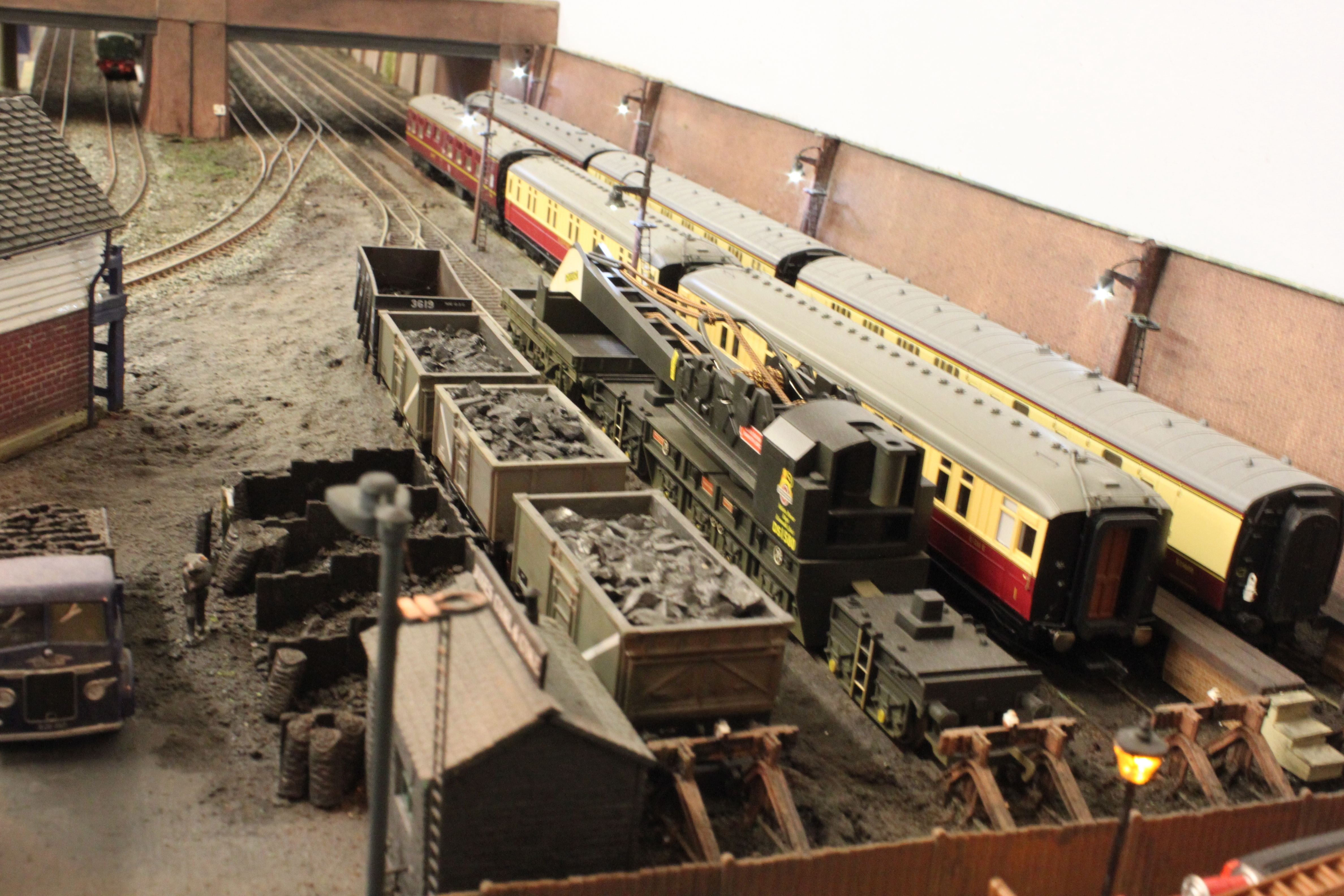 Carriage Sidings